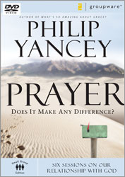 Prayer: Does It Make Any Difference DVD