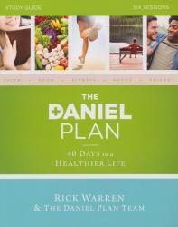 The Daniel Plan - study guide