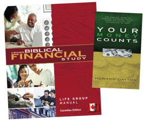 Biblical Financial Group Study Complete Training Kit