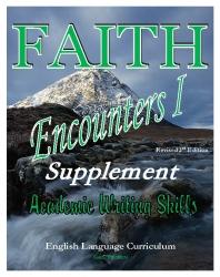 Faith Encounters I Supplement: Academic Writing Skills USB