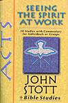 John Stott B.ST. - Acts