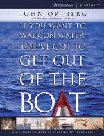 If You Want to Walk on Water, You've Got to Get Out of the Boat DVD
