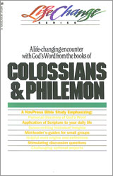 LifeChange Series - Colossians & Philemon