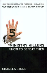 5 Ministry Killers and How to Defeat Them