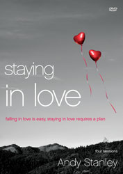 Staying in Love - DVD