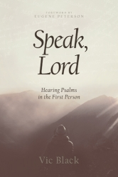 Speak, Lord