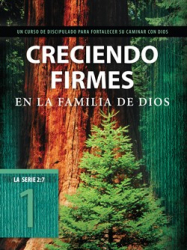 Growing Strong in God's Family - Spanish Edition