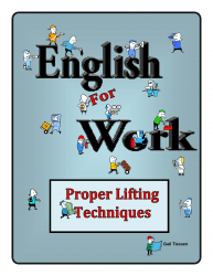 English for Work - Proper Lifting Technique