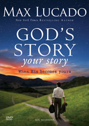 God's Story your story DVD