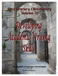 First Century Christianity VI: Developing Academic Writing Skills Digital
