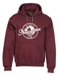 "Navigators ""Not A Sailing Club"" Sweater"