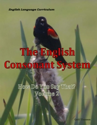 The English Consonant System - How Do You Say That? Volume 2 USB