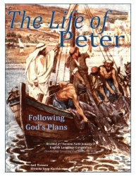 The Life of Peter: Following God's Plans USB