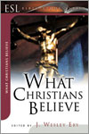 ESL Bible Studies - What Christians Believe