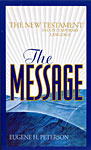 The Message - New Testament