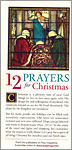 Prayer Cards - 12 Prayers for Christmas