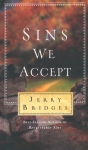 Sin We Accept Booklet